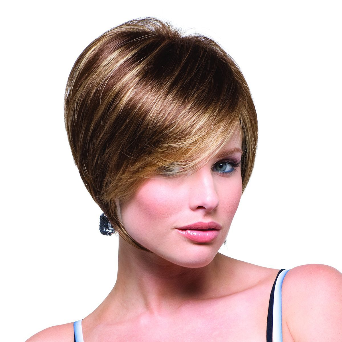 Cheryl Wig, Dimples Rose Collection - image shasta-rop on https://purewigs.com
