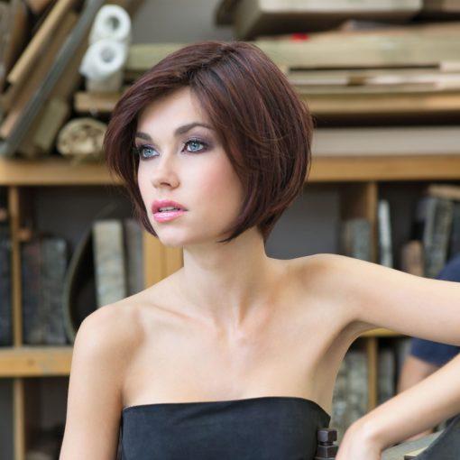 Lucca Deluxe Wig Stimulate Ellen Wille - image Lucca-Deluxe-Dark-Auburn-510x510 on https://purewigs.com