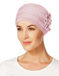 1000 Yoga Turban Christine Headwear - image 1003-Lotus2-190x243 on https://purewigs.com