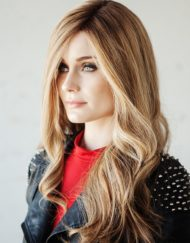 Adele Human Hair Wig, Dimples Bronze Collection - image michelle-silver-collection-190x243 on https://purewigs.com