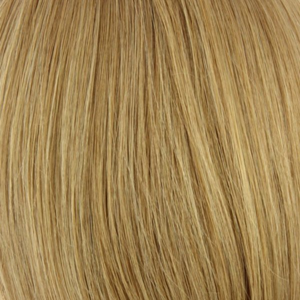 Hope Small Human Hair Children's Wig, Dimples Bronze Collection - image Almond-Caramel-Spice-12-14-22 on https://purewigs.com