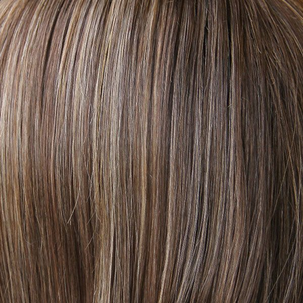Cheryl Wig, Dimples Rose Collection - image Cappucino-R8-24H on https://purewigs.com