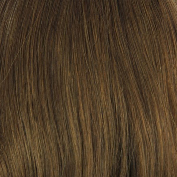 Hope Small Human Hair Children's Wig, Dimples Bronze Collection - image Chocolte-Pudding-2-4-6 on https://purewigs.com