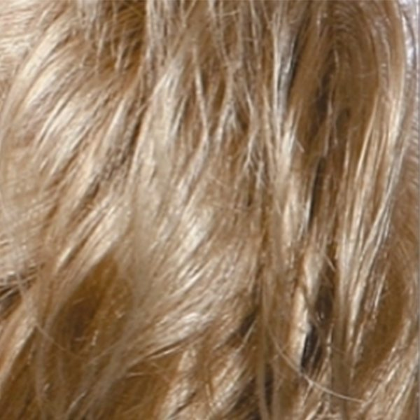 Beatrice Wig, Dimples Feather Premier Collection - image Gold-Blond-709 on https://purewigs.com