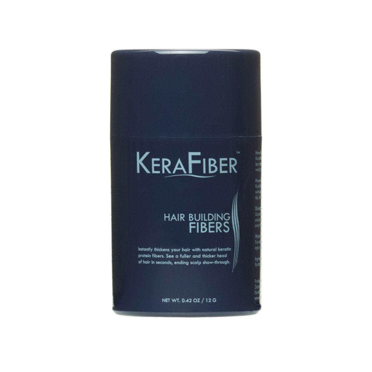 Kerafiber Hair Building Fibres (12g) - image Kerafiber-12g on https://purewigs.com