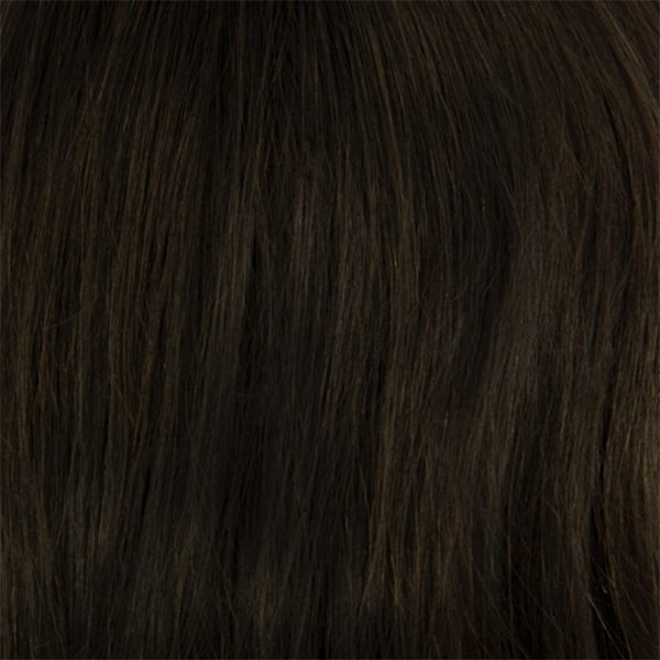 Joy Human Hair Enhancer, Dimples Bronze Collection - image Noir-1B on https://purewigs.com