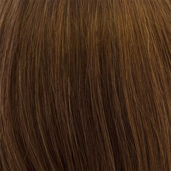 Hope Small Human Hair Children's Wig, Dimples Bronze Collection - image Roasted-Ginger-4-30-31 on https://purewigs.com