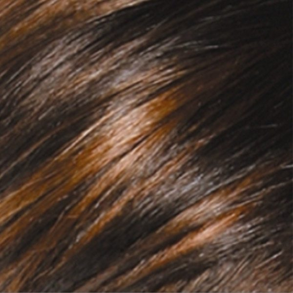 Clipion Mono Hair Enhancer, Dimples Rose Collection - image Roasted-Ginger-6-33HL on https://purewigs.com