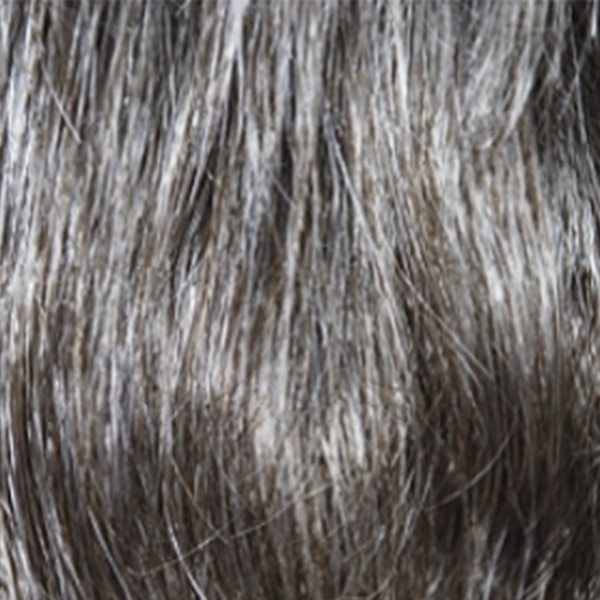 Beatrice Wig, Dimples Feather Premier Collection - image Smoke-Grey-47G on https://purewigs.com