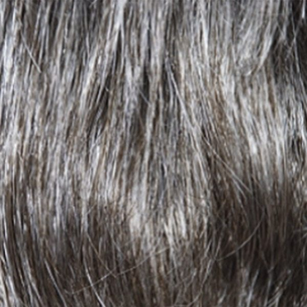 Clipion Mono Hair Enhancer, Dimples Rose Collection - image Smoke-grey-47 on https://purewigs.com