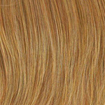 Short Layered Top Piece Natural Image - image rl25-27-Butterscotch- on https://purewigs.com