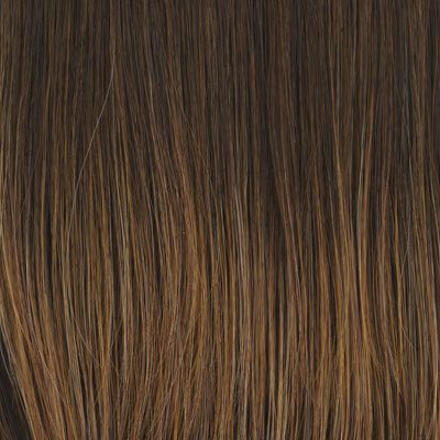 Upstage Wig Raquel Welch UK Collection - image rl8-29-Hazelnut on https://purewigs.com