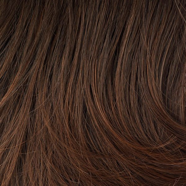Compelling Wig Natural Image - image G630-Chocolate-Copper-Mist-1 on https://purewigs.com