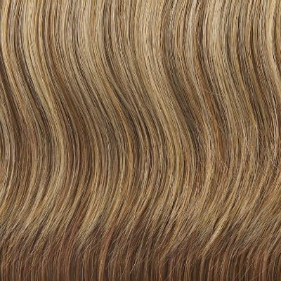 Special Effect Human Hair Top Piece Raquel Welch UK Collection - image r29s-glazed-strawberry on https://purewigs.com