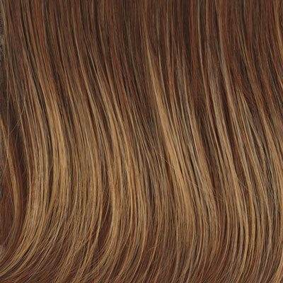 Classic Cut Wig Raquel Welch UK Collection - image rl31-29-Fiery-Copper on https://purewigs.com