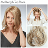 Mid Length Top Piece Natural Image - image mltp2 on https://purewigs.com